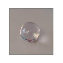 BALLE ACRYLIQUE TRANSPARENTE DIAM 80 mm
