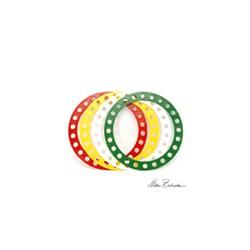 Anneau Wind ring 32.5 CM à trous