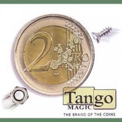 MAGNETIC COIN 2 EUROS