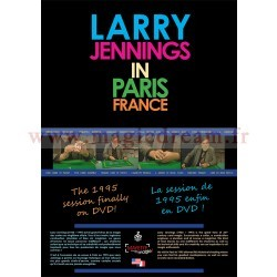 DVD LARRY JENNINGS COFFRET DOUBLE