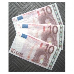 BILLET 10 € FLASH ( par 7)