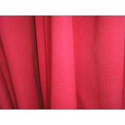 TISSU AERIEN LYCRA Rouge/ Le mètre