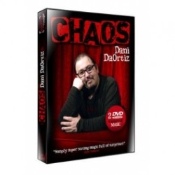 DVD CHAOS DANI DA ORTIZ