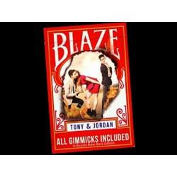 DVD BLAZE LES FRENCH TWINS