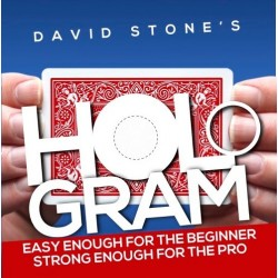 HOLO GRAM David Stone