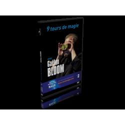 9 tours de magie avec Gaetan BLOOM