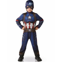 COSTUME CAPTAIN AMERICAN CIVIL WAR