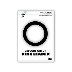 RING LEADER by GREGORY WILSON DVD