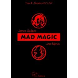 LIVRE MAD MAGIC Jean Merlin TOME III