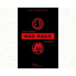 LIVRE MAD MAGIC Jean Merlin TOME I