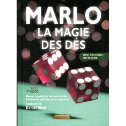 LIVRE MARLO LA MAGIE DES DES