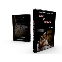 DVD L'ABC DE L'HYPNOSE Kris Carol