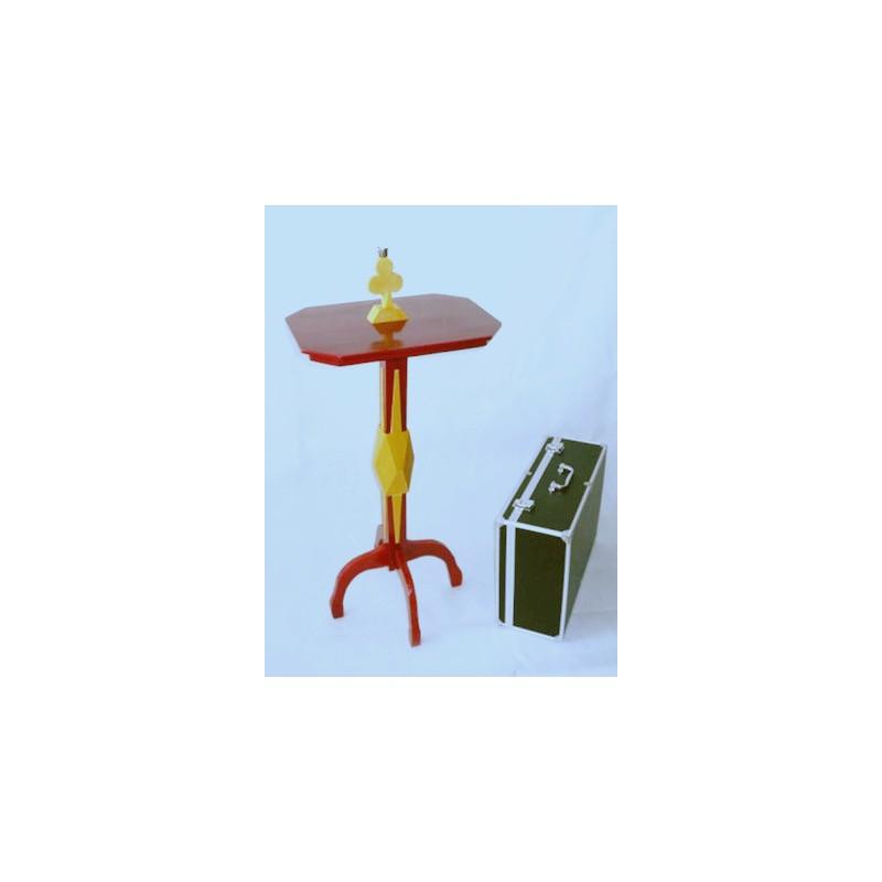 Table volante agility votre boutique de magie jonglerie et d guisement - Tour de magie table volante ...