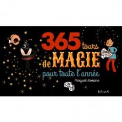 LIVRE 365 TOURS DE MAGIE PASQUAL ROMANO