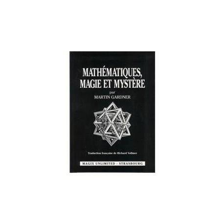 LIVRE MATHEMATIQUES MAGIE ET MYSTERE