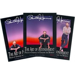 THE ART OF ASTONISHEMENT BOOK 1,2,3