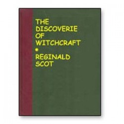 THE DISCOVERIE OF WITCHCRAFT REGINALD SCOT