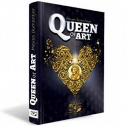 LIVRE QUEEN OF ART Meven dumontier