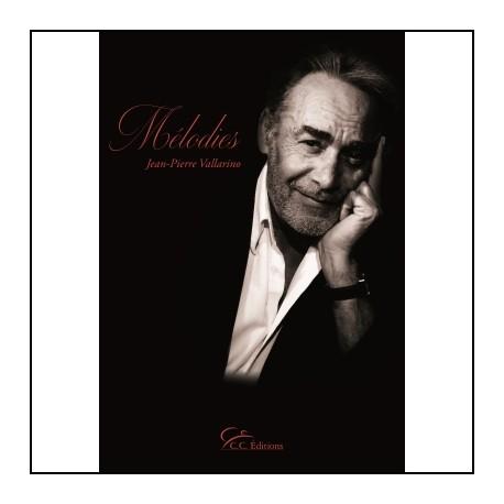 livre Mélodies Jean Pierre Vallarino