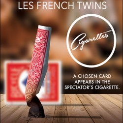 20 CIGARETTES les French Twins