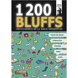 1200 BLUFFS MARTIN GARDNER