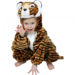 COSTUME PELUCHE TIGRE TOON 3 ANS