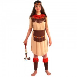 COSTUME INDIENNE 8-10 ANS