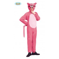 COSTUME PANTHER ROSE TAILLE HOMME