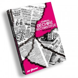DVD LE JOURNAL DECHIRE RECONSTITUE BY MARTINI