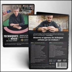DVD x 2 DONNES EN SECOND DONNES DU DESSOUS J.Jacques Sanvert
