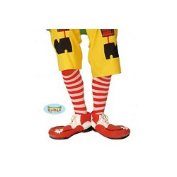 CHAUSSETTES RAYEES POUR CLOWN