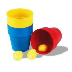 GOBELETS cups and balls
