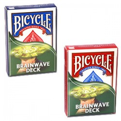 JEU BICYCLE BRAINWAVE FORMAT POKER