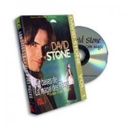 DVD STONE LA MAGIE DES PIECES 1