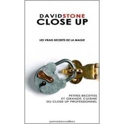 CLOSE UP DAVID STONE
