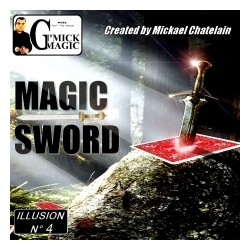MAGIC SWORD CHATELAIN