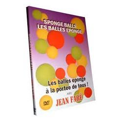 DVD BALLES EPONGE - J. FARE