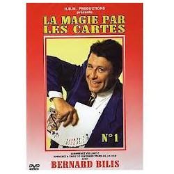 DVD BILIS N°1 MAGIE PAR LES CARTES