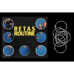 RETAS ROUTINE ANNEAUX CHINOIS