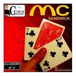 MC SANDWICH MICKAEL CHATELAIN