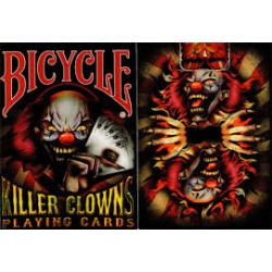 BICYCLE KILLLER CLOWNS