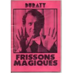 FRISSONS MAGIQUES DURATY