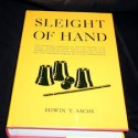 SLEIGHT OF HAND EDWIN T.SACHS