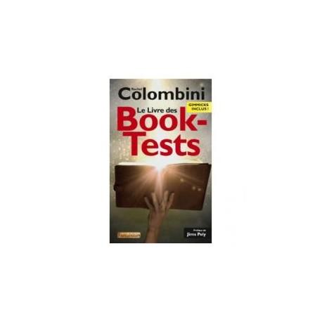 LE LIVRE DES BOOK TEST COLOMBINI