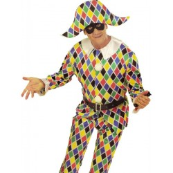COSTUME HARLEQUIN