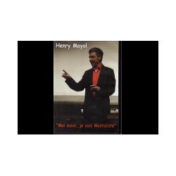 DVD MOI AUSSI JE SUIS MENTALITE Henri Mayol