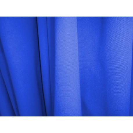 TISSU AERIEN LYCRA Bleu/ Le mètre