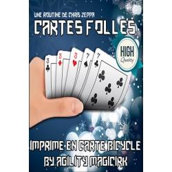 CARTES FOLLES