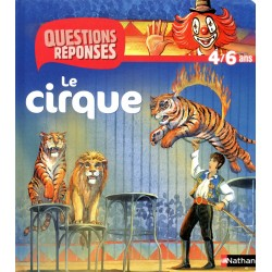 QUESTION RÉPONSE : LE CIRQUE