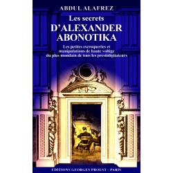 LES SECRETS D'ALEXANDER ABONOTIKA